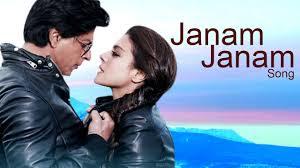 Lagu India Janam - janam (Dilwale).mp3