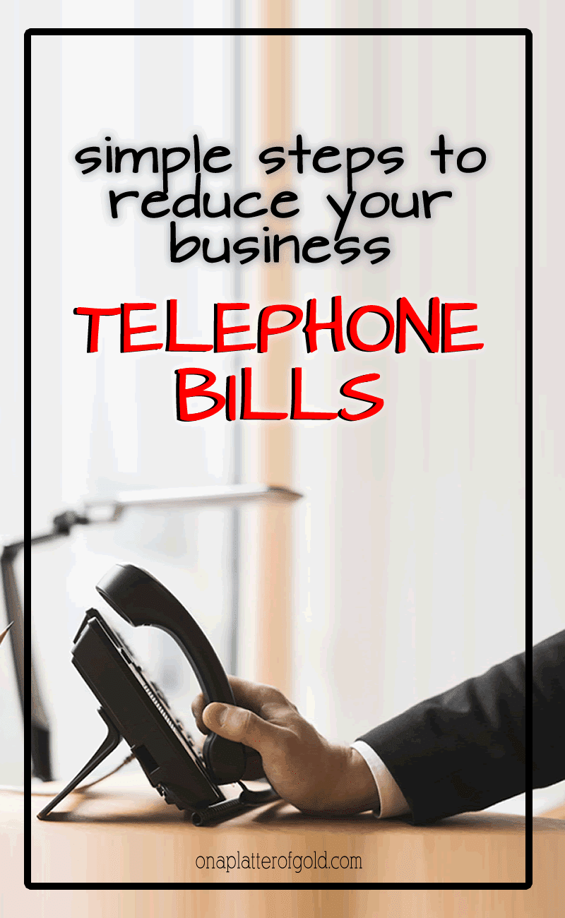 5 Simple Steps To Easily Reduce Your Business Telephone Costs