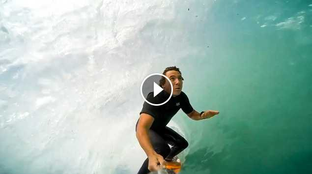 GoPro Awards Surfing in Western Australia with Ry Craike