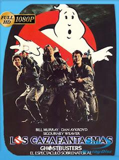 Los cazafantasmas (1984) HD [1080p] Latino [GoogleDrive] SilvestreHD
