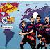 Barcelona x Roma - Joan Gamper 2015: Data, horário, TV e local
