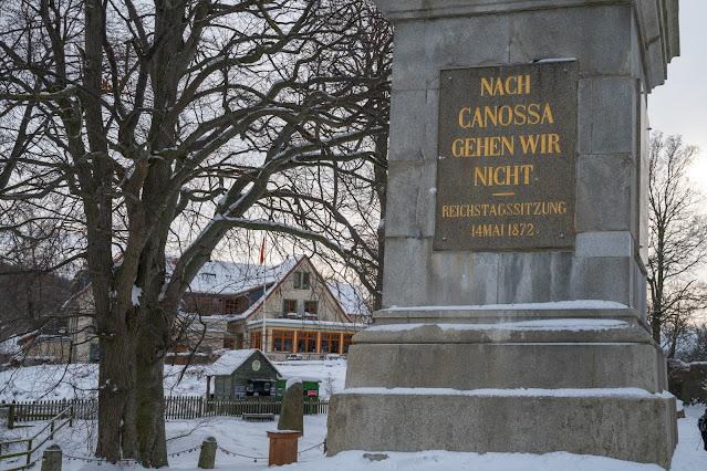 Winterwandern in Bad Harzburg | Kleiner und Großer Burgberg und Besinnungsweg | Baumschwebebahn | Wandern im Harz 12