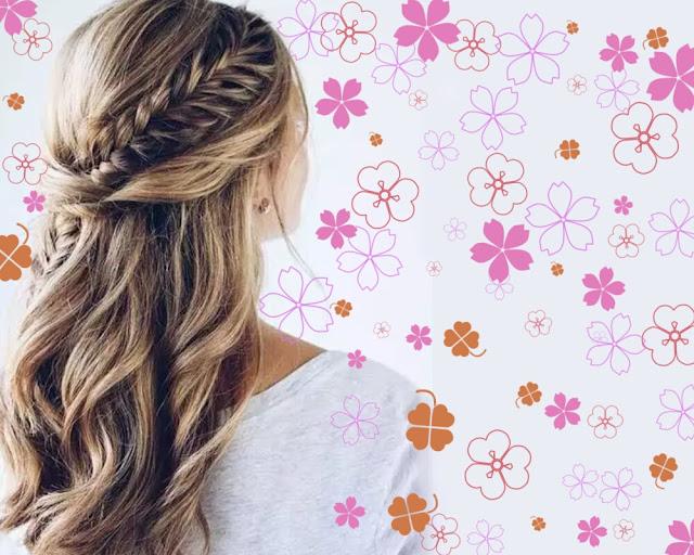 gaya-rambut-terbaik-untuk-rambut-panjang-menengah