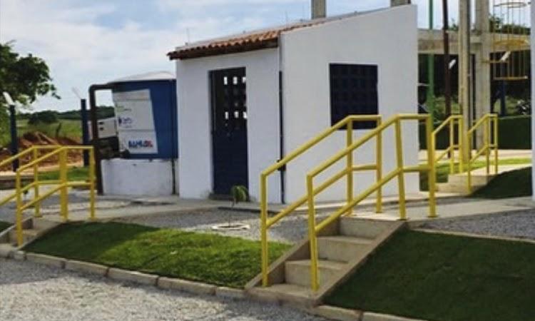 Novo sistema de abastecimento de água vai beneficiar 10 localidades em Ituaçu