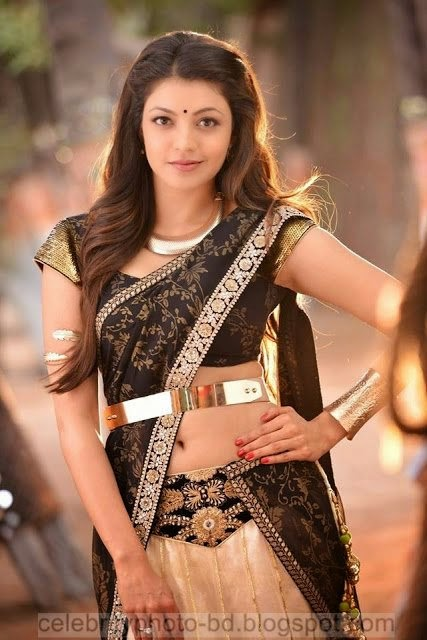 Actress Kajal Aggarwal Latest 17 Hot Stills Photos From Ramleela Tamil Movie