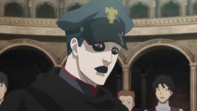 Gordon Agrippa - Daftar Nama Anggota Black Bull dalam Anime Black Clover