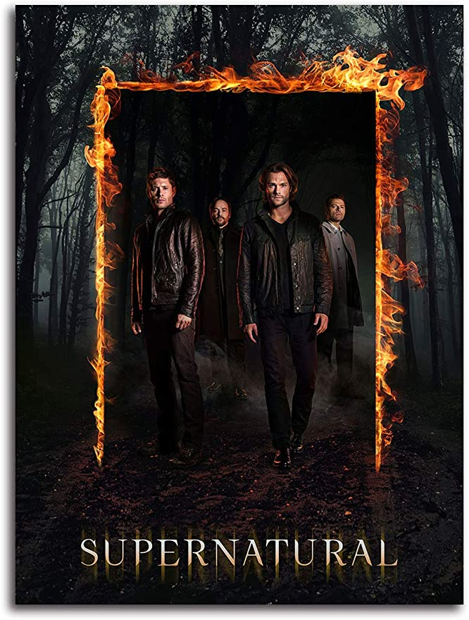 Supernatural Temporada 12 1080p Dual Latino/Ingles