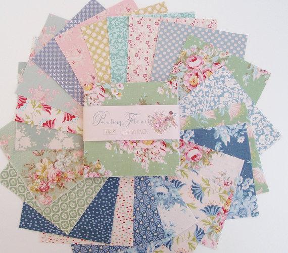 Textilmania  Balíčky látok Tilda charm pack b705fbc613a