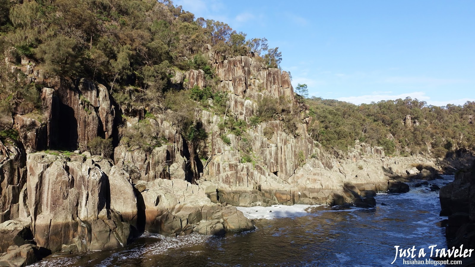 塔斯馬尼亞-景點-推薦-激流峽谷-Cataract-Gorge-Reserve-旅遊-自由行-澳洲-Tasmania-Launceston-Tourist-Attraction-Australia