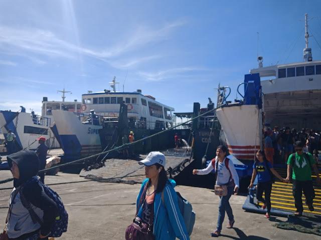 camiguin island philippines ferry
