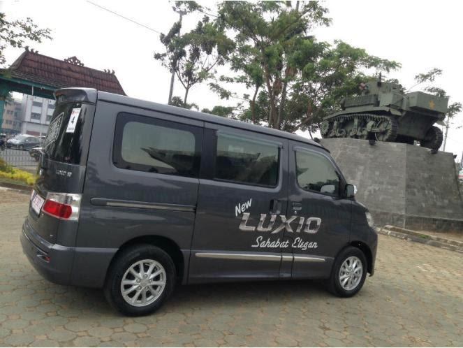 New Luxio 2014 Kredit