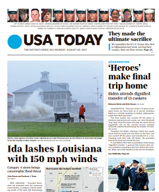 Read Online USA Today Magazine 30 August 2021 Hear And More USA Today News And USA Today Magazine Pdf Download On Website.