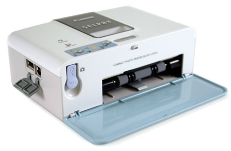 Canon Selphy Cp510 Printer