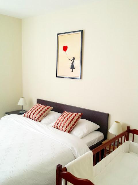 Zajednička spavaća i dječja soba