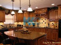 Jasa Pembuatan Kitchen Set Minimalis Murah & Berkualitas