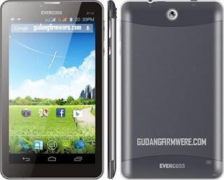 Firmware Evercoss AT1G MT6572