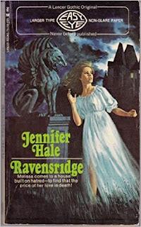 13 Reads of Horror! - Ravensridge by Jennifer Hale