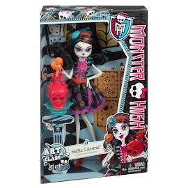 MH Art Class Skelita Calaveras Doll