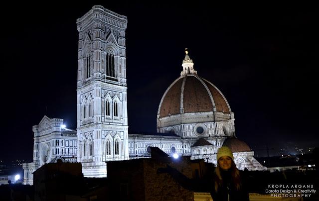 Florencja, zabytki, Body Worlds, włoskie panini i orszak Trzech Króli