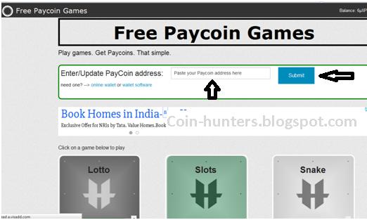 cara mudah mendapatkan paycoin di game freepaycoin