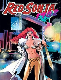 Red Sonja: 1982 One-Shot