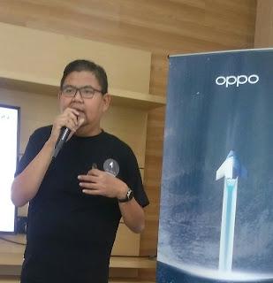 Aplikasi OPPO Service Aryo Meidianto