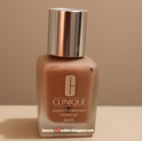 Beauty Style Addict: Clinique Superbalanced Makeup Foundation : {Review}