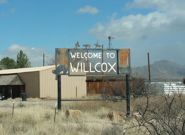 Urban Exploration of abandoned places in Willcox, Arizona