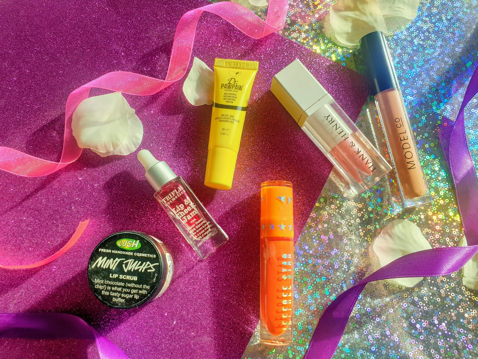 summer lip products