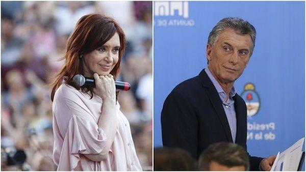 Sondeo da como ganadora a CFK ante Macri en eventuales comicios