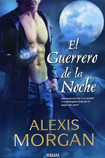 El guerrero de la noche, Alexis Morgan