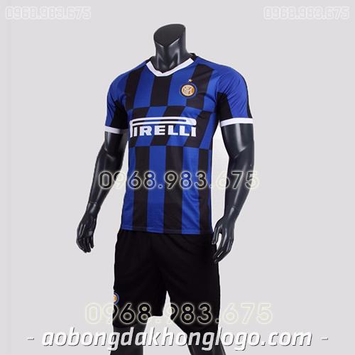 Áo CLB Inter Milan màu xanh 2020