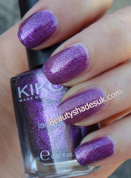 Kiko 278 Nail Polish Swatch