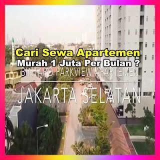 Sewa Apartemen Murah 1 Juta Per Bulan