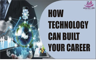 HOW TECHNOLOGY CAN BUILT YOUR CAREER