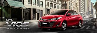 Toyota Vios Generasi Ketiga – Harga Vios Jakarta
