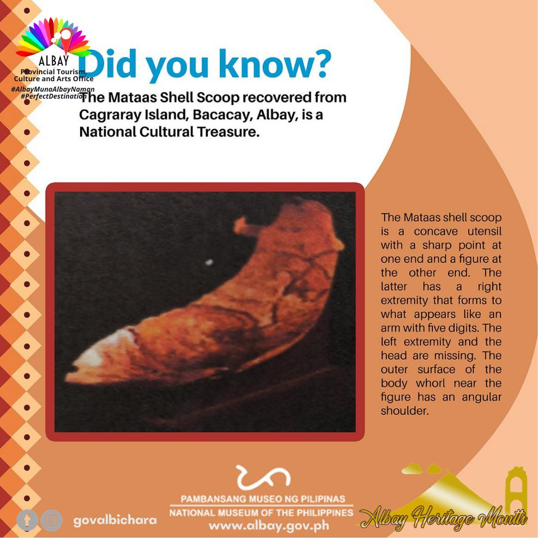 Mataas Shell Scoop is one of the shell spoons found in around a dozen Philippine sites from Batanes to Southern Mindanao