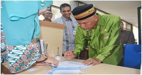 Bank Nagari Hadirkan Cabang Di Balaikota Padang