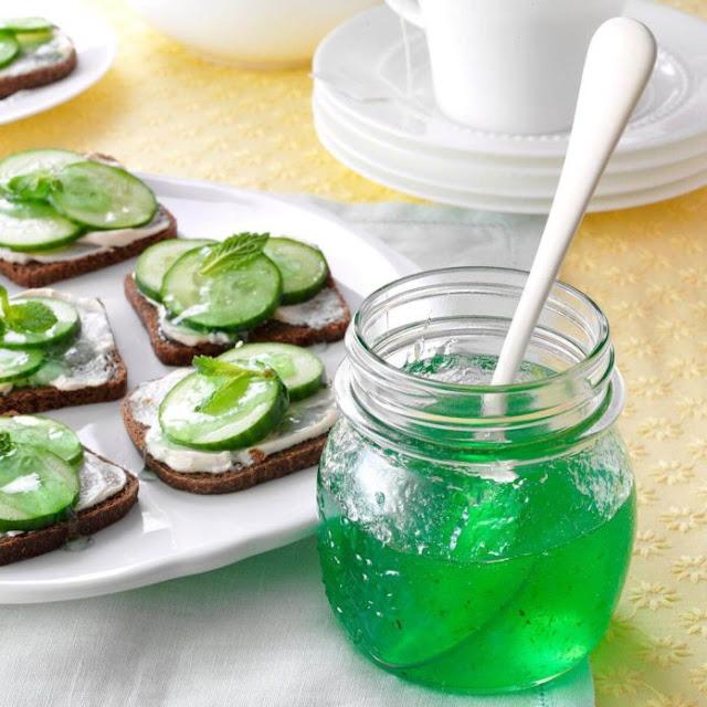 Mint Jelly Recipe | Mint jelly