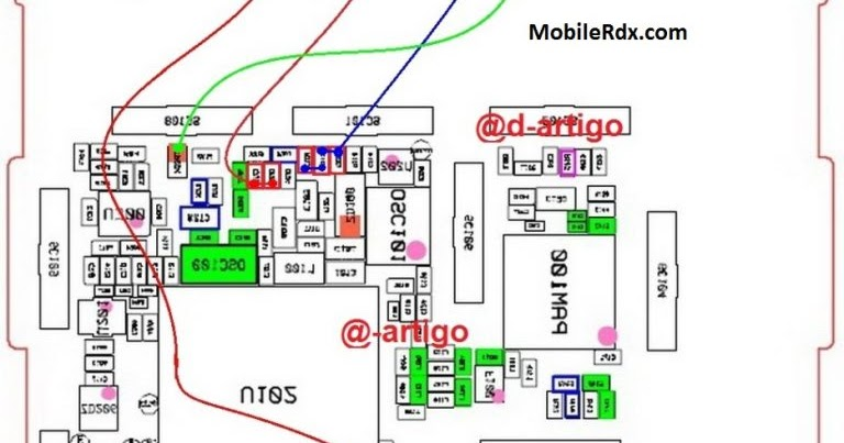 Prs Wiring Diagram 2006 Nissan Patrol Stereo Samsung Sm-b310e Display Problem Jumper Lcd Ways Solution | My Mobile