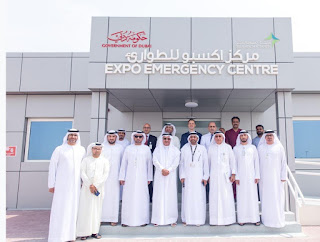 Dubai Expo 2020 Emergency Center