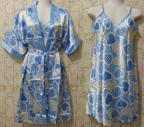 model baju tidur kimono