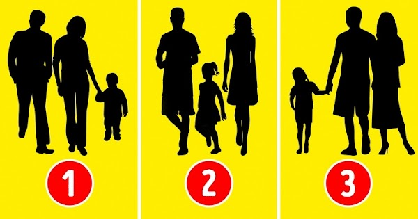 Psychological Test: Guess Which One Is Not a Family