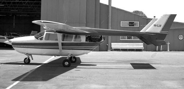 NZ Civil Aircraft: Cessna 337 Super Skymaster ZK-DFT