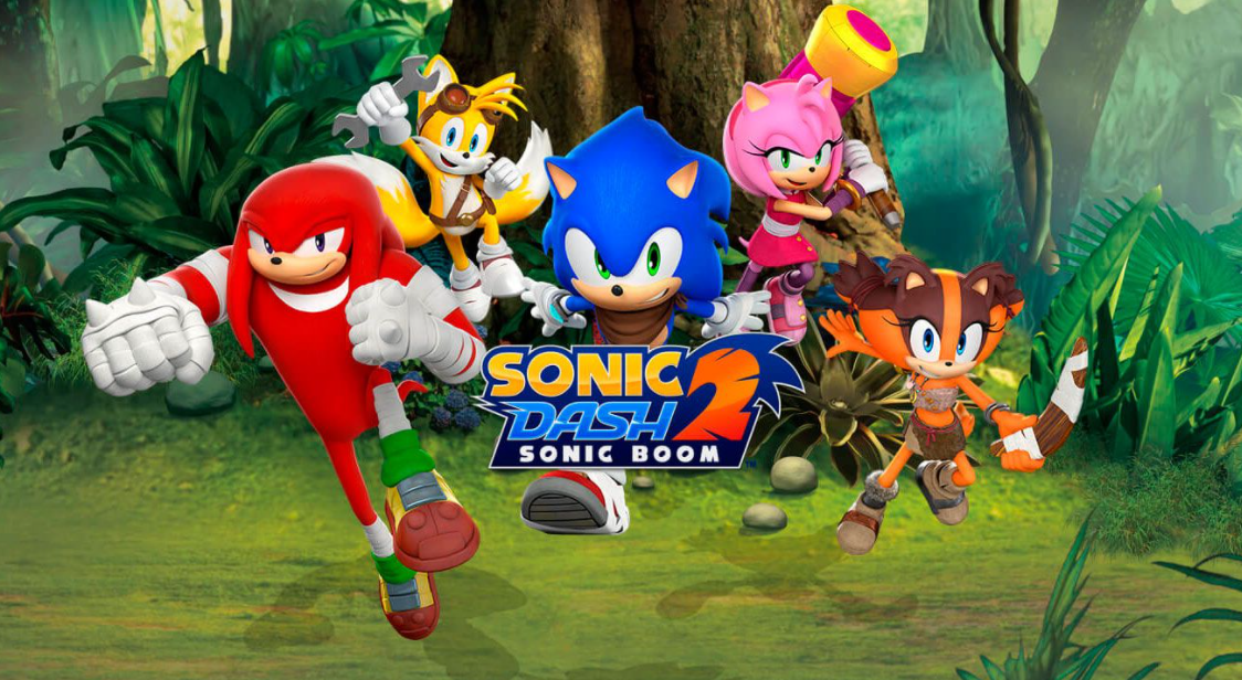 sonic dash about