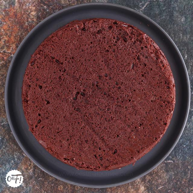 FONDANT AU CHOCOLAT SANS FARINE (AU BAIN-MARIE)