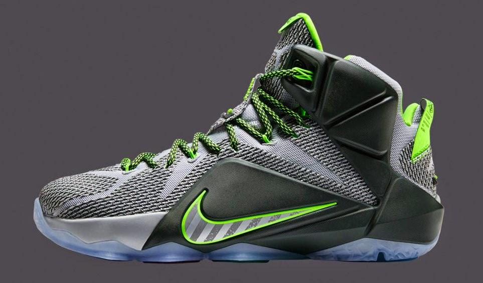 4b31942deeaf Launch of Nike Lebron 12 colorways