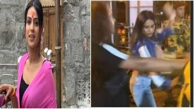 Nia Sharma Crazy Ganpati Dance video Viral