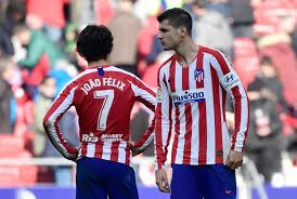 نتيجة مباراة اتلتيكو مدريد وأوساسونا  بتاريخ 17-06-2020 في الدوري الاسباني