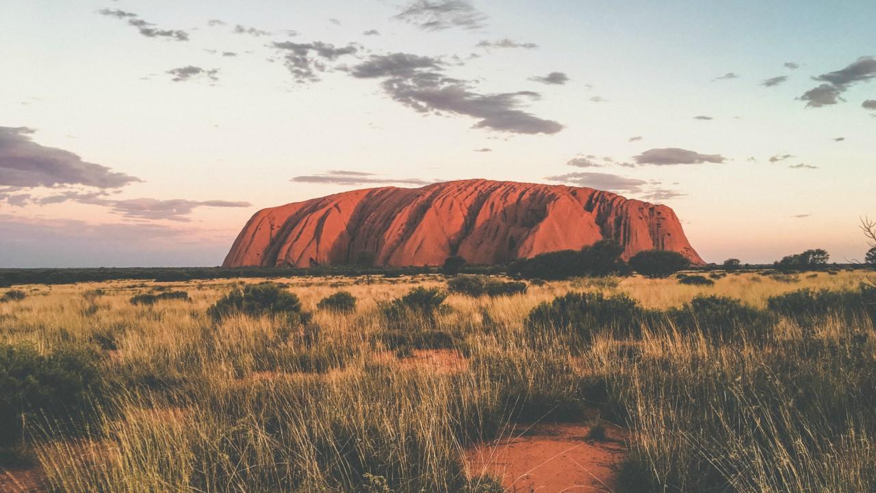 Australia Sacred Place